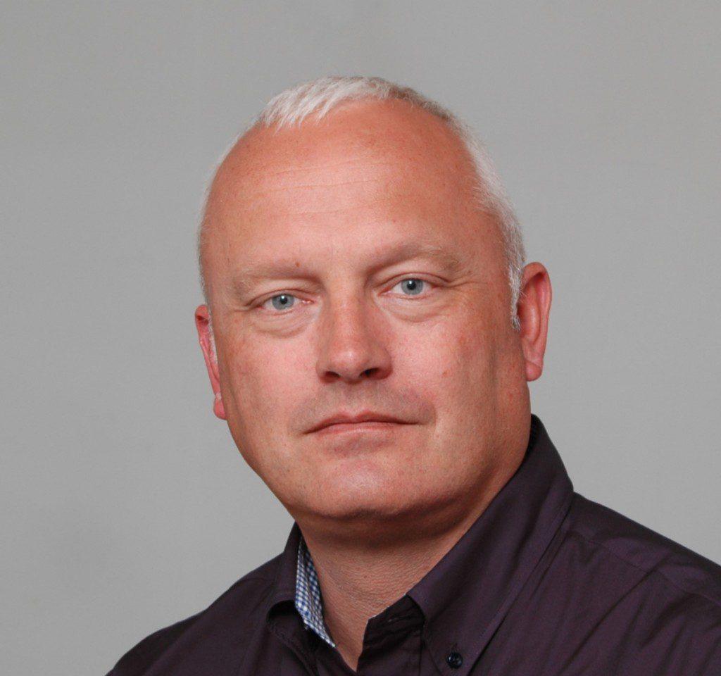 Derk Wisman - CEO