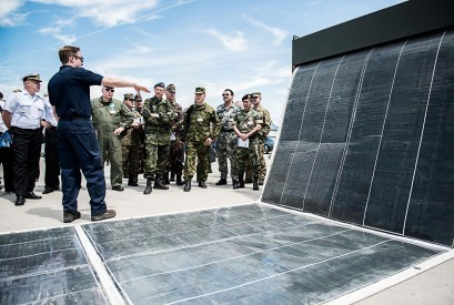 "Military Decision Makers choose ""Green Energy"""