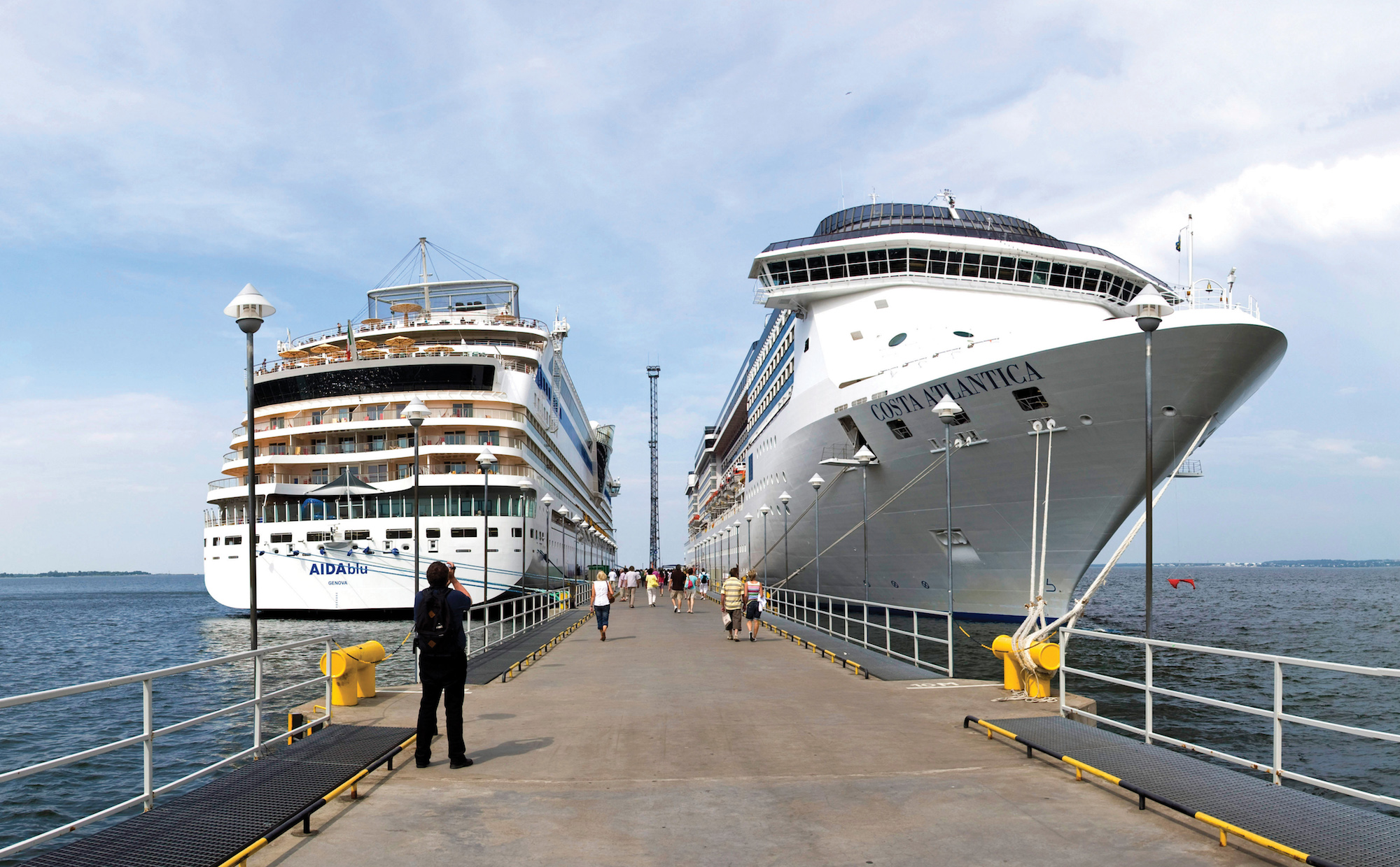 Cruise Ship Security Consultancy