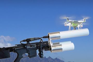 In the media: DroneWatch.nl about BS-500 Tactical Drone Disruptor