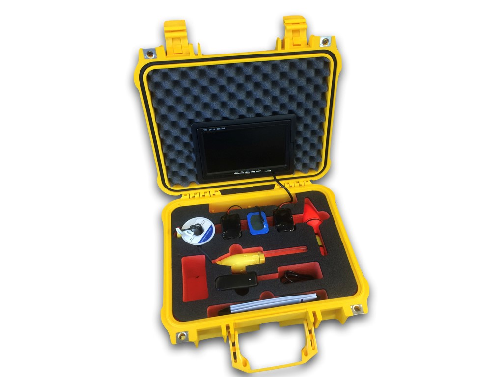Onderwater Camera Systeem voor SIGNI