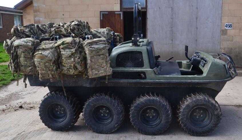Nieuw licht voertuig beschikbaar voor Defensie