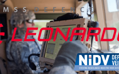 Leonardo Tactical Systems op NIDV symposium