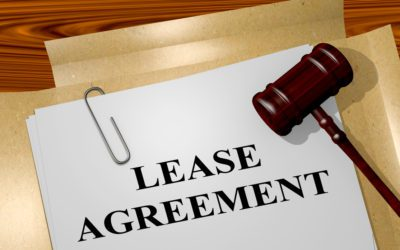 Financial lease for governmental customers
