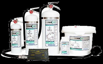 FAST-ACT beschermt tegen giftige stoffen en chemische strijdmiddelen
