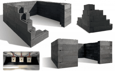 New: Ballistic Building BLocks