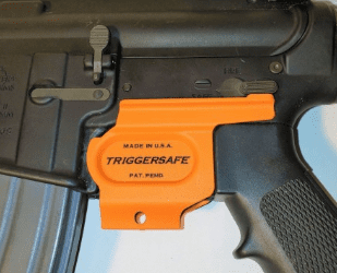 TRIGGERSAFE – Avoid Accidental and Negligent Discharges